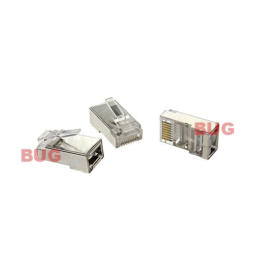 connector cat5e shield bug